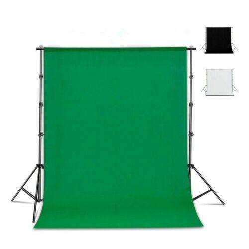 10x10ft Photography Studio Green Screen Background Backdrop Studio Photo 3 Color