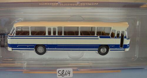 59509 Magirus Saturn II Reisebus 1965-68 OVP #5864 Brekina 1//87 Nr