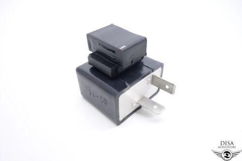Clignotant relais universel 12 volts 21 watts 2 broches roller Clignotants donateurs NOUVEAU *
