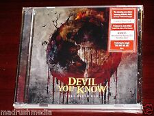 Devil You Know: They Bleed Red CD 2015 Bonus Tracks Nuclear Blast NB 3544-2 NEW