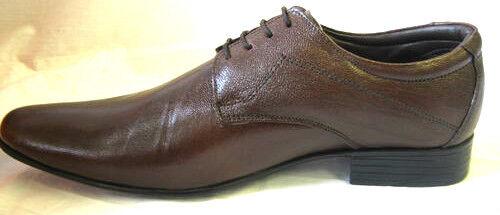 Men/'s TAG1 814 Lacets Smart Décontracté//Formel Bout Carré Chaussures en marron ou noir