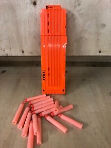 Genuine-Nerf-Orange-18-Round-Max-Dart-Ammo-Clip-Magazines-Free-Post