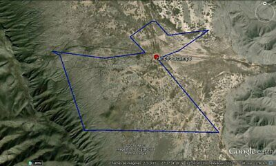 Terreno rustico en VENTA en Ocampo Coahuila