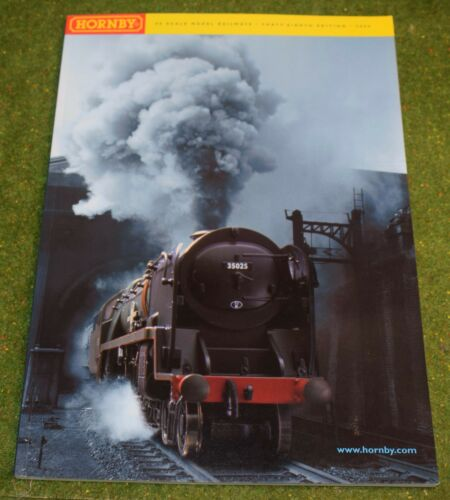 HORNBY TRAINS RAILWAY OO GAUGE CATALOGUE EDITION FOURTYEIGHTH 48TH 2002