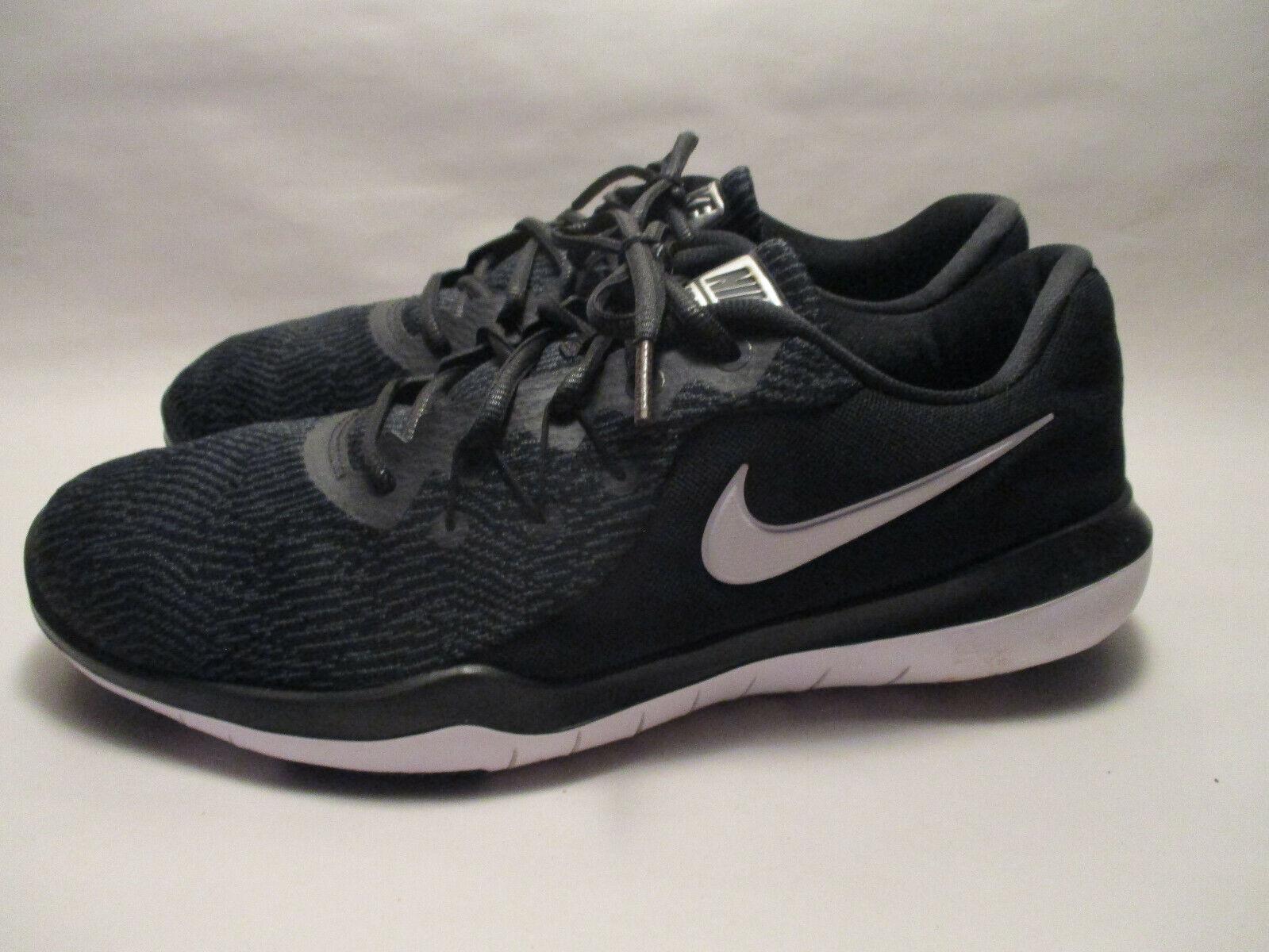 Nike Flex Supreme TR6 Mens 11M Black