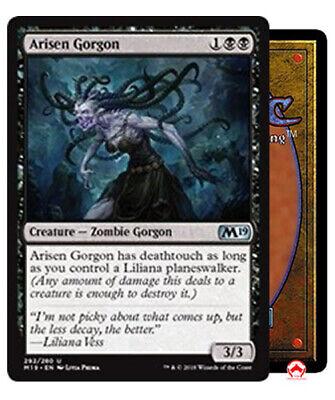 MTG Magic the Gathering Xathrid Gorgon M13 Pre-Release Foil Rare Core 2013 NM