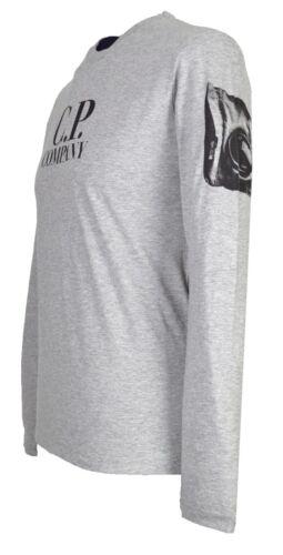 CP Company BOY/'S girocollo maniche lunghe T-Shirt 05 ckts 033C