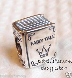 pandora fairytale book charm