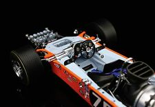 GRAHAM HILL TURBINE 1:18 INDY 500 RACE CAR TSM TRUESCALE MINIATURES LOTUS 56 STP