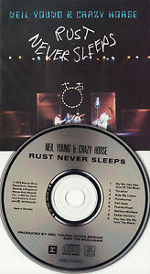 Neil Young CD: Rust Never Sleeps. Sehr Gut!