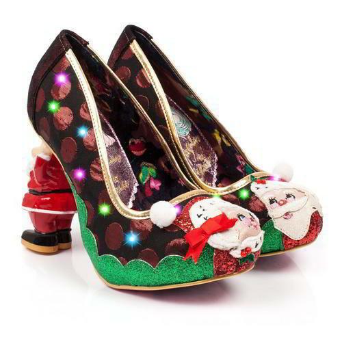 irregular choice xmas shoes order 778a3