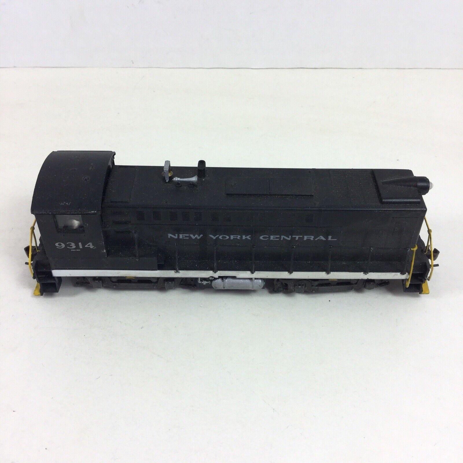 Athearn Escala Ho Nueva York Central 9314 Locomotora Diesel Motor Sin Probar