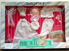 1985 BARBIE DOLL TAKARA JENNY  DRESS COLLECTION FASHION A LA MODE