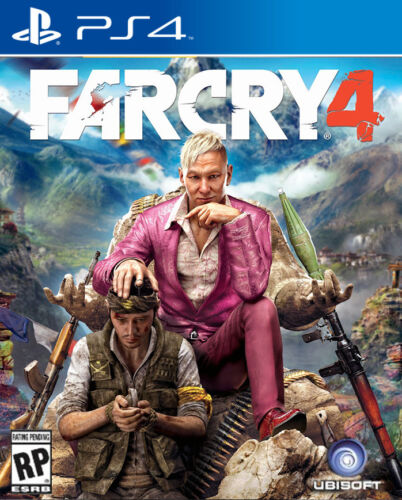 1 of 1 - FAR CRY 4 PS4 FIRST PERSON SHOOTER GAME BRAND NEW SEALED OFFICIAL