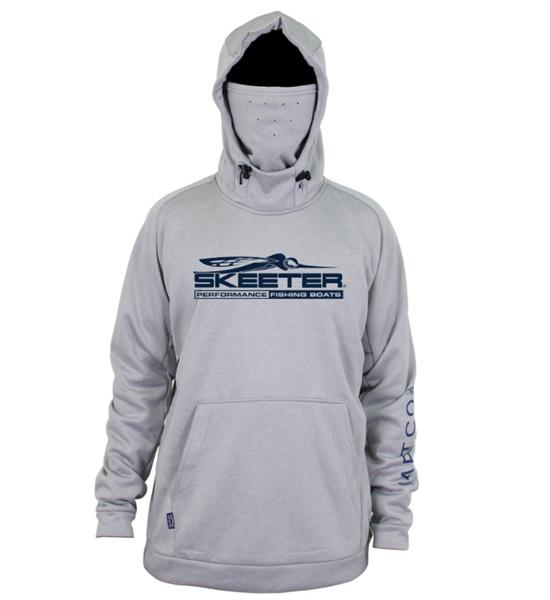 Skeeter Aftco grigio grigio grigio Reaper Hoodie, 2XL c8a