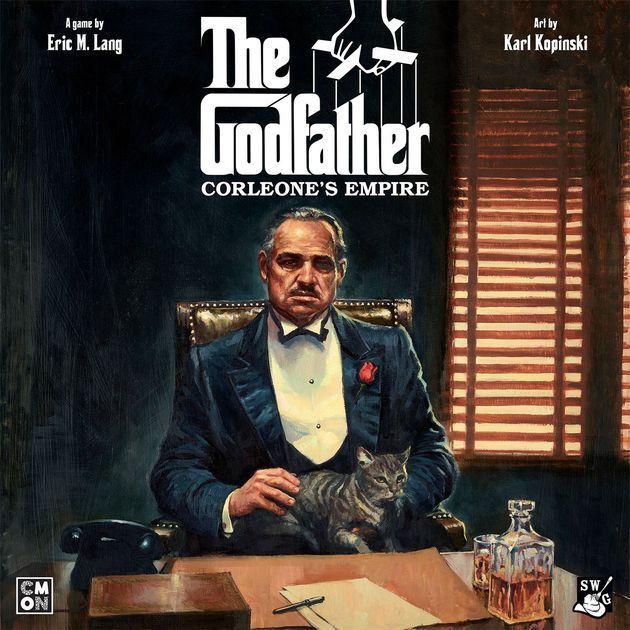 para barato El PADRINO    Corleone's Imperio Juego De Mesa Nuevo  Precio al por mayor y calidad confiable.