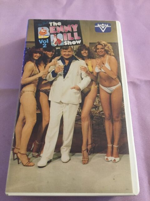 Best of The Benny Hill Show Vol. 2 VHS. Very Rare. Hardcase