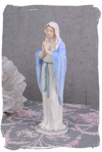 Virgen Figura Estilo Moderno Madre de Dios Rezando María Estilo Antiguo