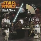 Star Wars: A New Hope Read-Along Storybook and CD by Disney Book Group, Randy Thornton (Paperback / softback, 2015)