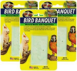 3-Pack-Zoo-Med-Bird-Banquet-Block-Fruit-Formula-Large-Size