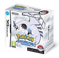 Pokemon Versión: Soulsilver (Nintendo DS, 2010) como en la imagen