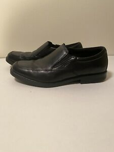 Rockport-Adiprene-Walkability-Mens-Size-10-Wide-Loafers-V75100-Black-Non-Slip