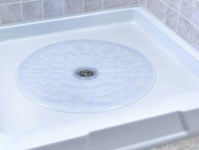 Sector Non-Slip Corner Shower Mat Soft Anti-skid Bathroom Pad Tub Bathroom