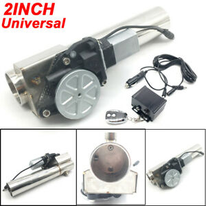 2-0-034-Car-Electric-I-Pipe-Exhaust-Downpipe-Cutout-E-Cut-Out-Valve-System-Remonte
