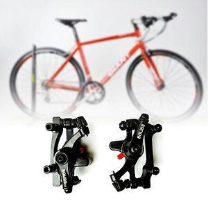 Bicycle Front Rear Caliper Mechanical Disc Brake Cycling Mountain MTB Bike Parts