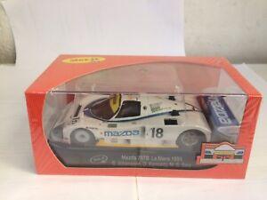 Slot.it Mazda 787b Le Mans 1991 Nr.18 132