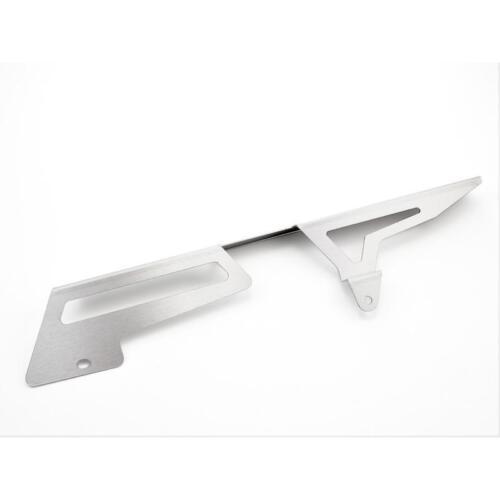 Yamaha XJR 1200 94-98 1300 99-16 Kettenschutz Clean silber