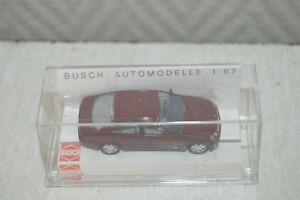 MINI-VOITURE-BUSCH-MERCEDES-CLASSE-C-1-87-CAR-AUTO-TRAIN-HO-NEUF-49100