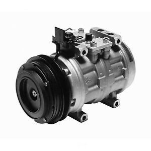 DENSO 471-0233 Reman A/C Compressor & Clutch fits Mercedes-Benz 420SEL 560SEL