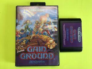 GAIN-GROUND-Sega-Genesis-Game-AUTHENTIC-US-Seller