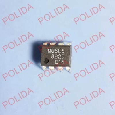 1PCS MUSES8920D MUSES8920 Audio Operational Amplifier IC NJR//JRC DIP-8
