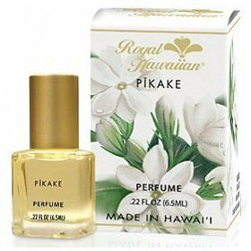 Hawaii Pikake Flower Perfume from Royal Hawaiian Perfumes
