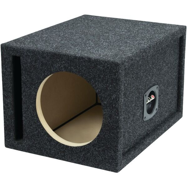 Atrend E8Sv Bbox Series Single Vented Subwoofer Enclosure (8 ) ATRE8SV
