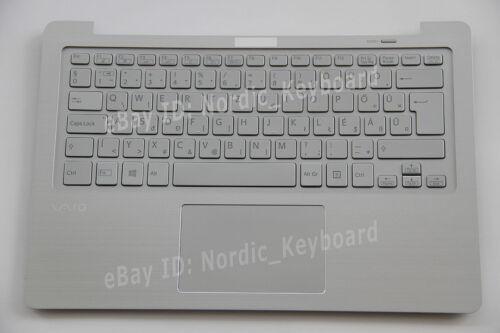 For Sony Vaio SVF13N SVF13N1X2ES Keyboard Hungarian HU Magyar Backlit top case
