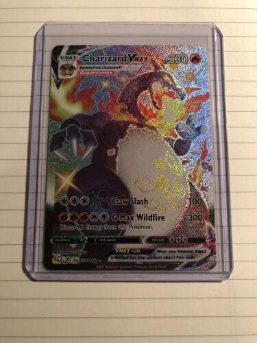 Shiny Charizard VMAX SV107/SV122 Pokemon Shining Fates Pack Fresh