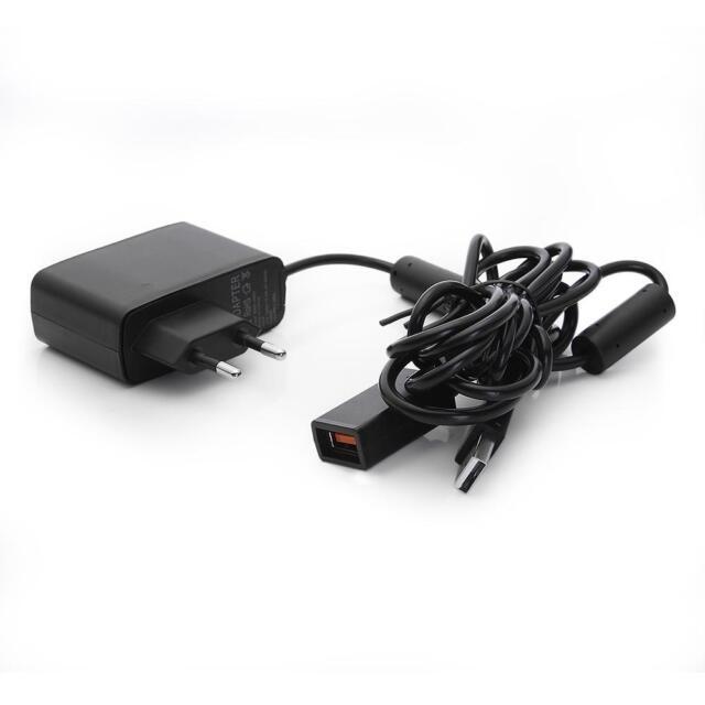 AC Adaptador Fuente  Alimentación USB para XBOX 360 Kinect Sensor AC100-240V