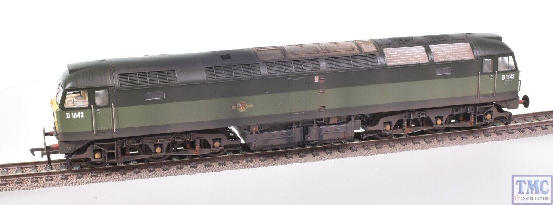 32-806 Bachmann OO Gauge Class 47 0 D1842 Deluxe Weathering