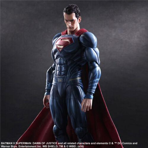 Dawn of Justice DC Comics Play Arts Kai Superman from Batman Vs Superman