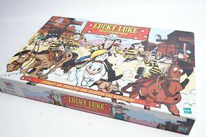 Original-de-Lucky-Luke-y-los-dynamitbande-juego-de-mesa-de-MB-juego