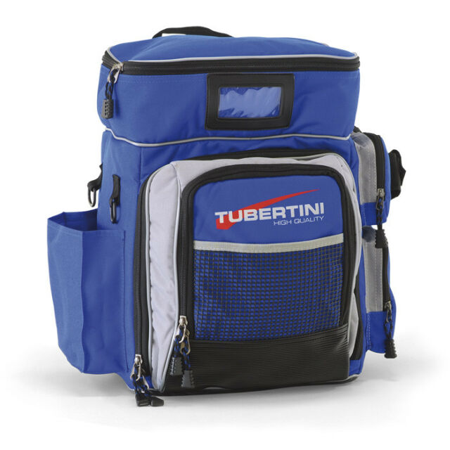 TUBERTINI PRO 10 ZAINO da PESCA - Tubertini Pro 10 Backpack Fishing