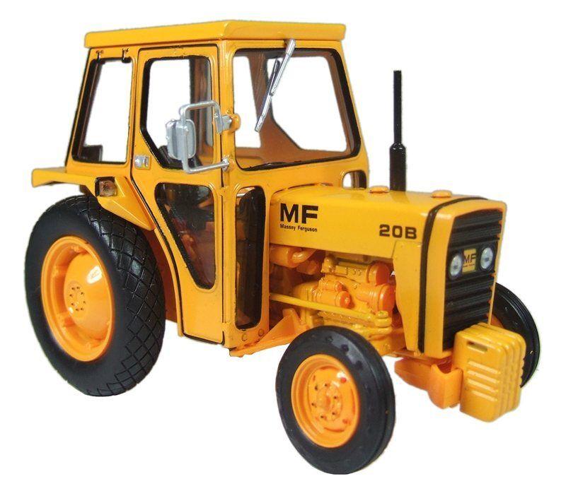 4078 UNIVERSAL HOBBIES Massey Ferguson 20B tracteur industriel industriel industriel 1 32 SCALE BOXED 540d0d