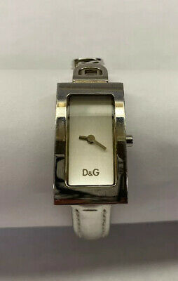 Dolce And Gabbana Womens Watch D G Time 3 Atm Water Resistant