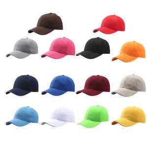 Uomo-Donna-New-Black-Berretto-da-baseball-Snapback-Cappello-Hip-Hop-Bboy-regol