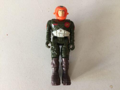 Champ O`Ryan HARV 7 figure coleco version STARCOM 1987 Sgt