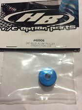 TEAM KYOSHO 695038 Aluminium drive pulley 26T V-One RR