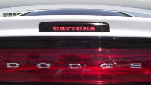 Sticker fits 2013 2014 DODGE CHARGER 3rd Brake Light Decal